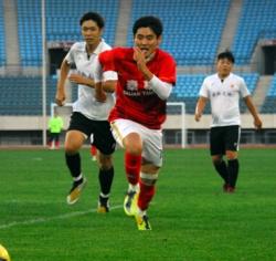 【赛事速递】泰华1:3惜败龙卷风,夺得2015大连市足协杯亚军
